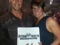 GREGORY attended Eric Church - the Outsiders World Tour on Mar 26th 2015 via VetTix