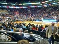 merlin attended Phoenix Suns vs. Oklahoma City Thunder - NBA on Feb 26th 2015 via VetTix