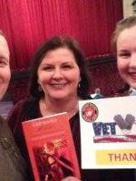 JEFFREY attended Gainsville Ballet Presents Carmina Burana  on Mar 20th 2015 via VetTix