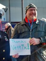 William attended Detroit Red Wings vs. Arizona Coyotes - NHL on Mar 24th 2015 via VetTix