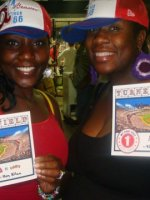 Keywhana attended Atlanta Braves vs San Francisco Giants (MLB) 8/15 on Aug 15th 2011 via VetTix