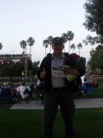 James attended Dailey and Vincent - Concert Under the Stars - Scottsdale Civic Center Amphitheater on Apr 24th 2015 via VetTix