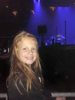 Thomas attended Eric Church - the Outsiders World Tour on Apr 24th 2015 via VetTix