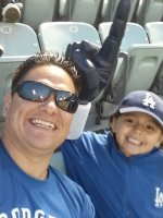 Jason attended Los Angeles Dodgers vs. Atlanta Braves - MLB on May 26th 2015 via VetTix