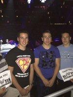 Michael attended Travis Pastrana's Nitro Circus Live - Prudential Center on May 14th 2015 via VetTix