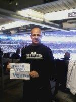 ronald attended New York Yankees vs. Texas Rangers - MLB on May 24th 2015 via VetTix