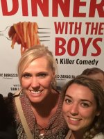 Michael attended Dinner With the Boys - a Killer Comedy on May 15th 2015 via VetTix