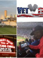 Alberto attended Chicago Cubs vs. Washington Nationals - MLB on May 26th 2015 via VetTix