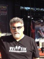 Dave attended Rockstar Mayhem Festival on Jun 28th 2015 via VetTix