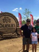 Michael attended Dublin Irish Festival on Jul 31st 2015 via VetTix