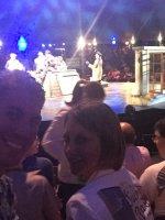 Erik attended J M Barrie's Peter Pan on Jun 28th 2015 via VetTix