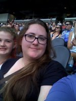 SEAN attended Kenny Chesney and Jason Aldean - Two Tours One Big Night - Centurylink Field on Jun 27th 2015 via VetTix