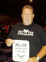 DJ attended Lucha Libre Voz - Live Professional Wrestling - Presented by the Arizona Event Center - Sunday on Jun 28th 2015 via VetTix