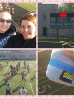 LaNenaUSMC attended Chicago Force vs. Cleveland Fusion - 1st Round Playoff Game - Wfa - Womens Football Alliance - Saturday on Jun 27th 2015 via VetTix
