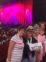 Suzanne attended Shania Twain Rock This Country Tour With Gavin Degraw on Jul 22nd 2015 via VetTix