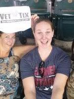 Mary attended Arizona Diamondbacks vs. Oakland Athletics - MLB on Aug 29th 2015 via VetTix
