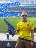 Ronal attended New York City FC vs. Columbus Crew - Military Appreciation Game - Major League Soccer - MLS - Saturday on Aug 29th 2015 via VetTix