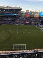 Jacob attended New York City FC vs. Columbus Crew - Military Appreciation Game - Major League Soccer - MLS - Saturday on Aug 29th 2015 via VetTix
