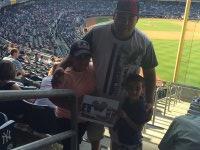 Wilberto attended New York Yankees vs. Houston Astros - MLB - Day Game on Aug 26th 2015 via VetTix