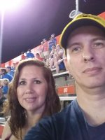 Carl attended University of Florida Gators vs. Florida Atlantic - NCAA Football - Saluting Those Who Serve on Nov 21st 2015 via VetTix