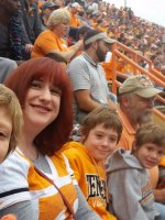 Justin attended Tennessee Volunteers vs. North Texas - NCAA Football on Nov 14th 2015 via VetTix