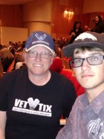 Kristina attended Pixar in Concert - Friday on Nov 27th 2015 via VetTix
