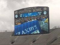 John attended Zaxby's Heart of Dallas Bowl - Washington Huskies vs. Southern Miss Golden Eagles - NCAA Football on Dec 26th 2015 via VetTix