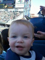 Cassandra attended Minnesota Twins vs. Texas Rangers (MLB) 4 / 14 on Apr 14th 2012 via VetTix