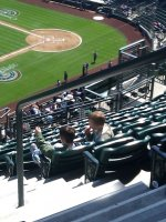Brandon Jones attended Seattle Mariners vs Oakland Athletics (MLB) 4/15 on Apr 15th 2012 via VetTix