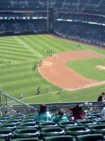 Mariner Fan attended Seattle Mariners vs. Oakland Athletics (MLB) 4 / 15 on Apr 15th 2012 via VetTix