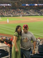 Jacobo attended Washington Nationals vs. Houston Astros (MLB) 4 / 17. Tuesday on Apr 17th 2012 via VetTix