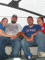 Xavier attended Texas Rangers vs Minnesota Twins...MLB on Aug 26th 2012 via VetTix