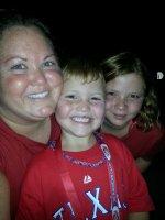 michael attended Texas Rangers vs Tampa Bay Rays...MLB on Aug 27th 2012 via VetTix