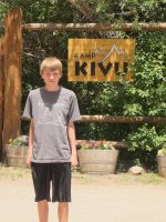 Matthew attended The KIVU 14 Day Adventure - Summer Camp - Ages 13 to 18 on Jun 23rd 2013 via VetTix