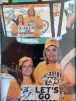 Clarence attended Nashville Predators vs. St. Louis Blues - NHL on Apr 9th 2013 via VetTix