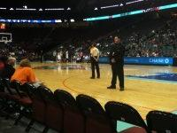 Leo attended New York Liberty vs. Connecticut Sun - WNBA Basketball on May 18th 2013 via VetTix