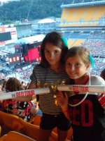 Patricia attended Taylor Swift - The Red Tour on Jul 6th 2013 via VetTix