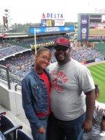 lumumba attended Atlanta Braves vs Philadelphia Phillies - MLB on Sep 29th 2013 via VetTix