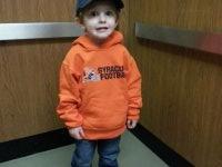 Justin attended Syracuse University Orangemen vs. Clemson University - NCAA Football on Oct 5th 2013 via VetTix