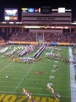Dan attended Arizona State Sun Devils vs University of Southern California - NCAA Football on Sep 28th 2013 via VetTix