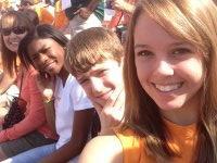 Scott attended University of Tennessee Volunteers vs South Alabama - NCAA Football on Sep 28th 2013 via VetTix