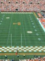 Bryce attended University of Tennessee Volunteers vs South Alabama - NCAA Football on Sep 28th 2013 via VetTix