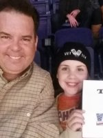 Travis attended Phoenix Suns vs. Houston Rockets - NBA - Game Time Changed to 7pm on Feb 4th 2016 via VetTix
