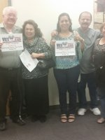 Mark attended The Foreigner - a Comedy on Apr 23rd 2016 via VetTix