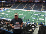 Robert attended Tampa Bay Storm vs. Portland Steel - AFL on Jul 23rd 2016 via VetTix