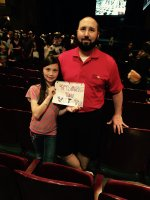 Craig attended Recycled Percussion on Apr 22nd 2016 via VetTix