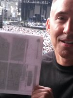 Michael attended Billy Joel Live in Concert at Safeco Field on May 20th 2016 via VetTix