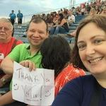Jim attended Dixie Chicks - Dcx World Tour Mmxvi With Special Guest the Heavy and Josh Herbert on Jun 24th 2016 via VetTix