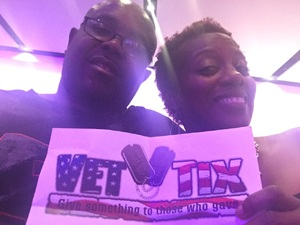 LAQUINTA attended Wckc 8 - Presented by World Class Kickboxing Championships on Sep 24th 2016 via VetTix