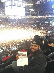 Randy attended Brooklyn Nets vs. Chicago Bulls - NBA on Oct 31st 2016 via VetTix